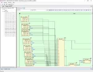 Figure 7 - WPPS logics running