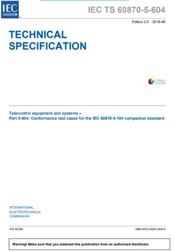 IEC 60870-5-104 TESTING using PROTESTING360 - ENSOTEST